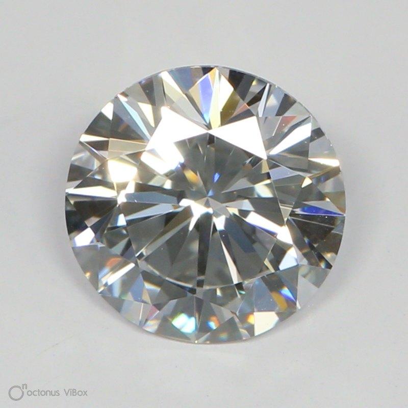 1.15 Carat E-VS1 Excellent Round Diamond