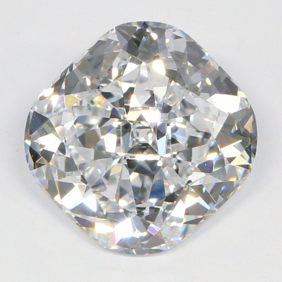 2.49 Carat E-VS1 Ideal Cushion Diamond