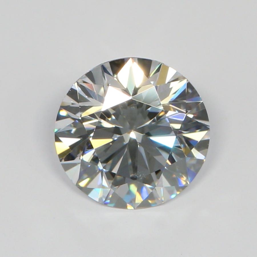 1.09 Carat E-SI1 Ideal Round Diamond