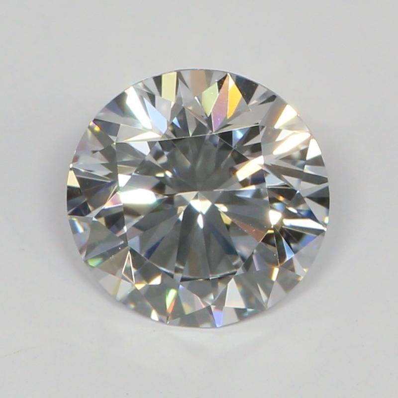 1.03 Carat E-VS2 Ideal Round Diamond