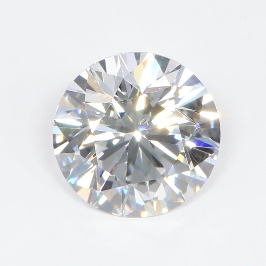 1.28 Carat E-SI1 Very Good Round Diamond