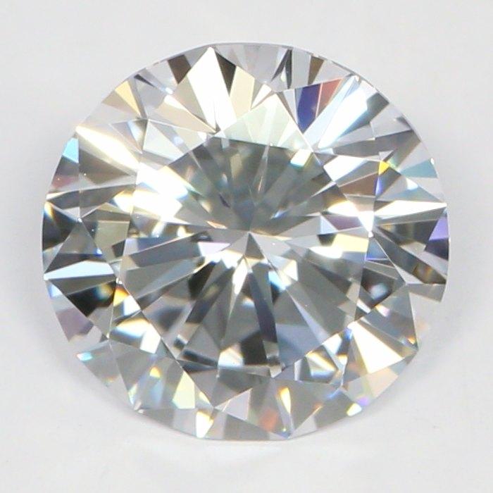 1.31 Carat E-VVS2 Excellent Round Diamond