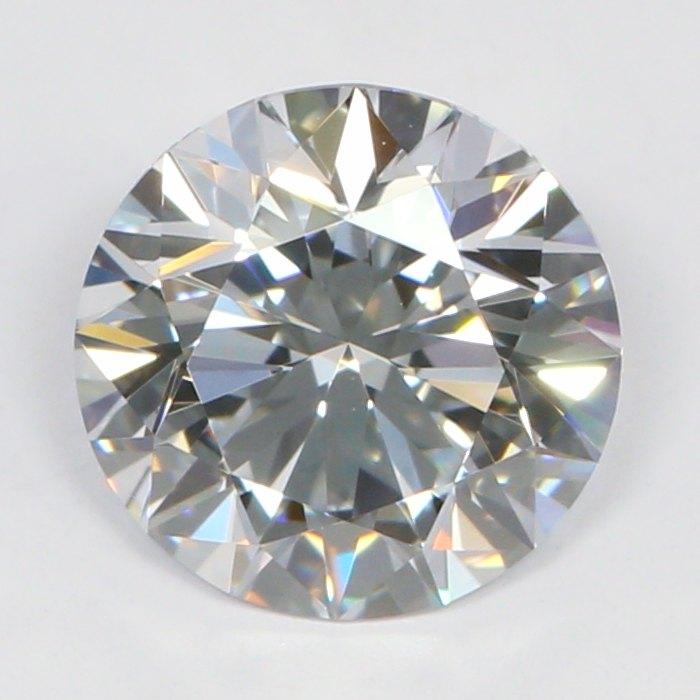1.17 Carat G-VVS2 Very Good Round Diamond