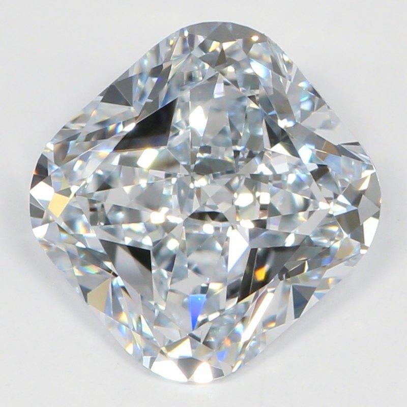 1.75 Carat H-VS1 Ideal Cushion Diamond