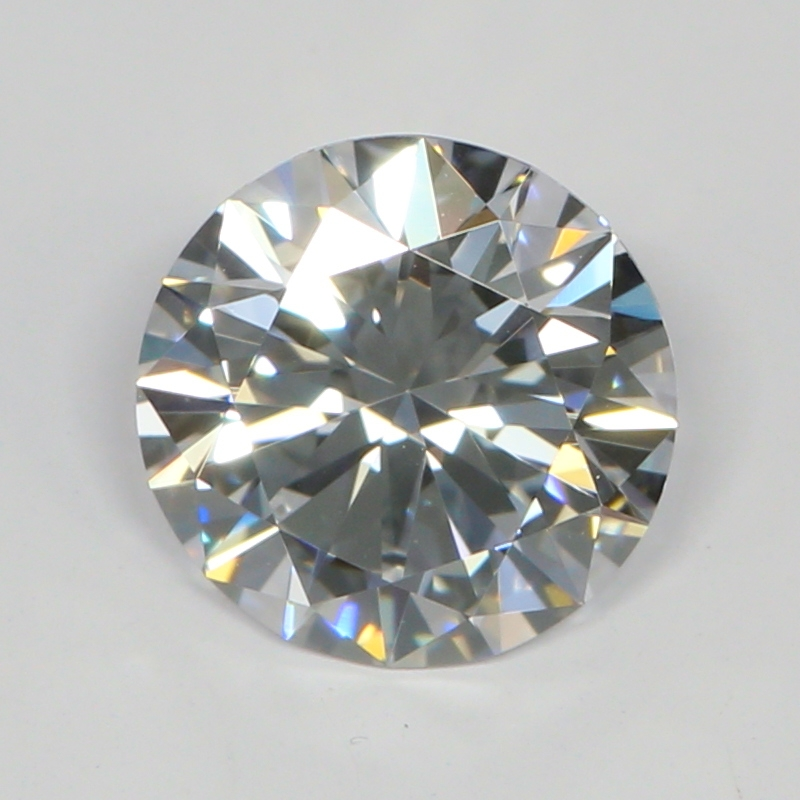 1.04 Carat D-VVS1 Very Good Round Diamond