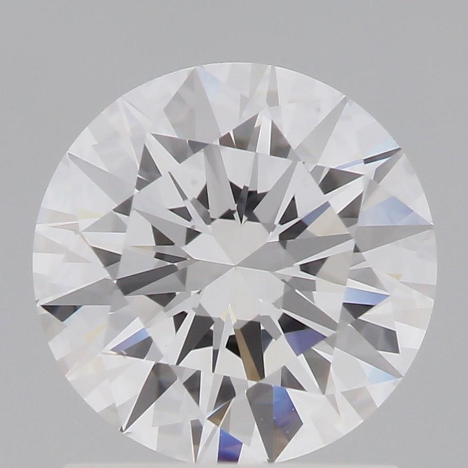 1.01 Carat D-VS1 Very Good Round Diamond