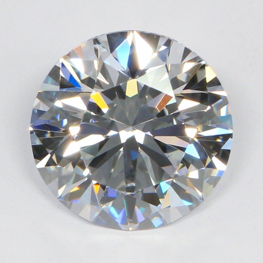 2.32 Carat G-VS2 Very Good Round Diamond