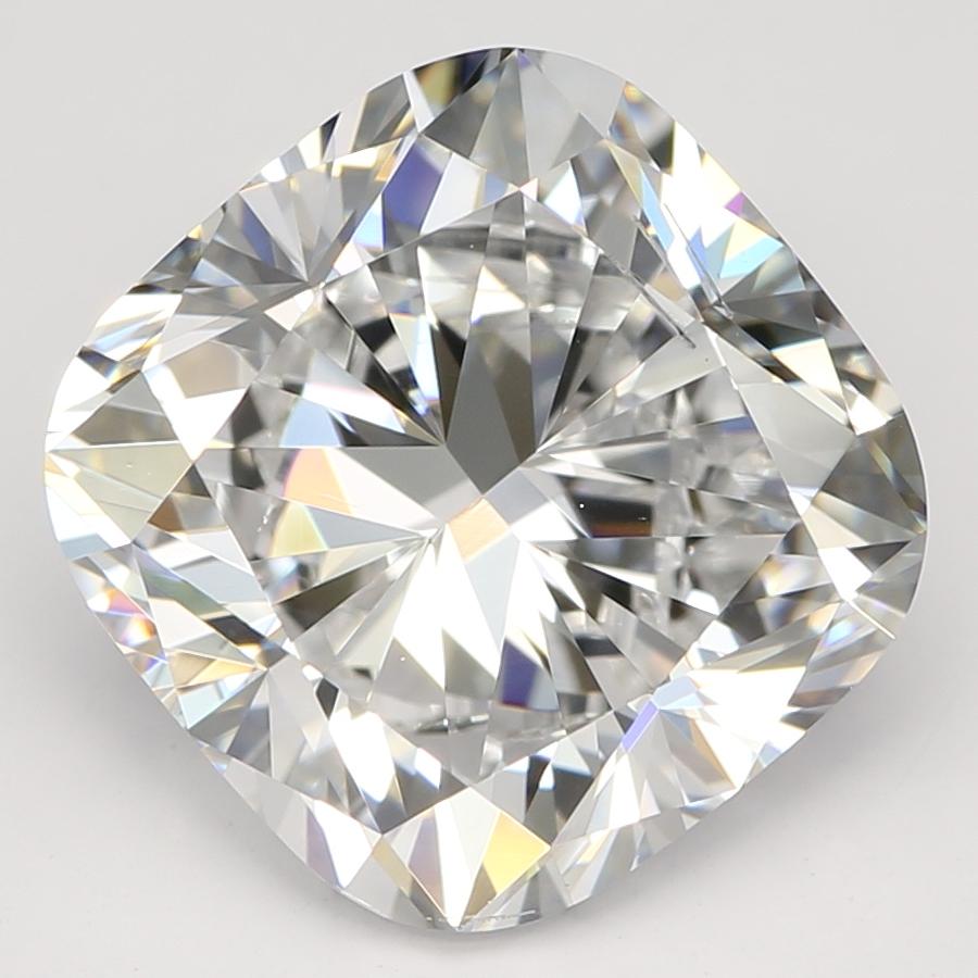 4.04 Carat E-SI1 Ideal Cushion Diamond
