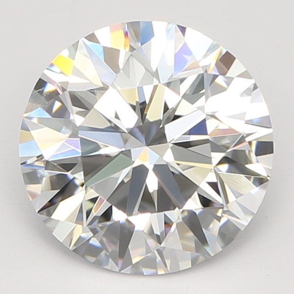 1.02 Carat D-VS2 Very Good Round Diamond