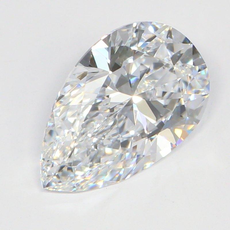 1.14 Carat E-VS2 Ideal Pear Diamond