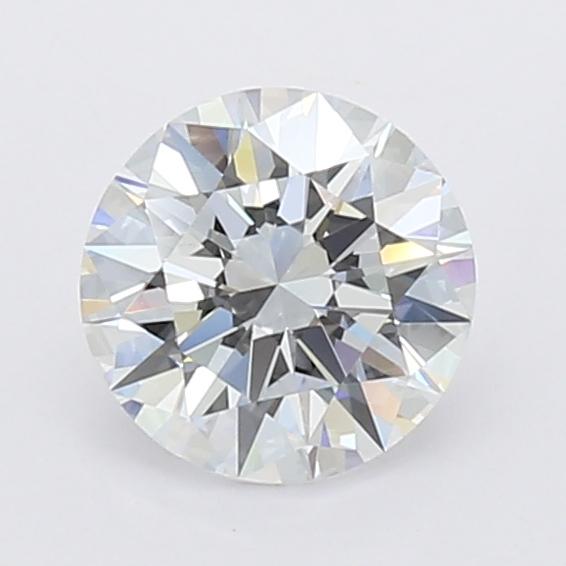 1.21 Carat D-VS2 Excellent Round Diamond