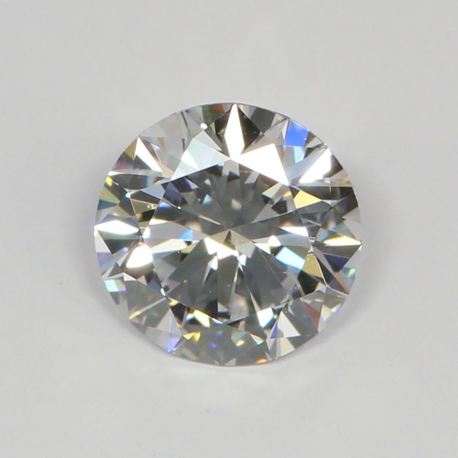 1.00 Carat D-VS2 Excellent Round Diamond