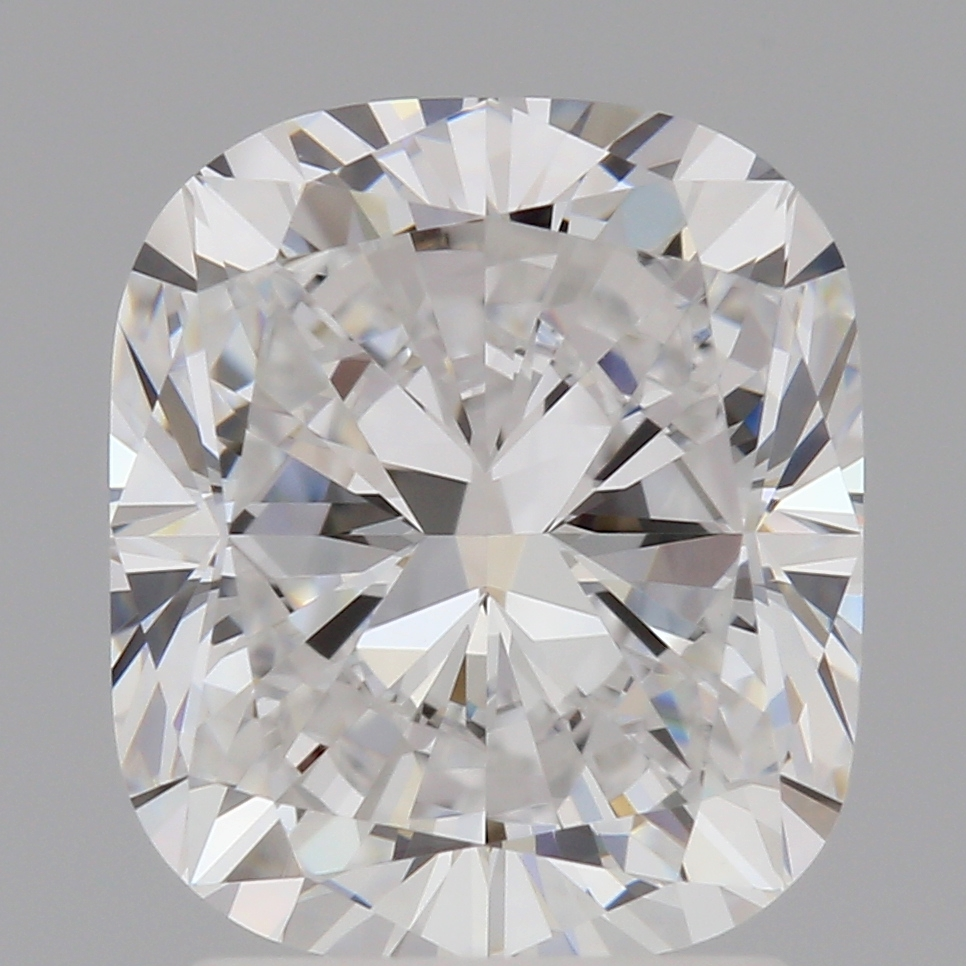 Cushion Cut 2.37 Carat D Color Vvs1 Clarity Sku Lg46328616