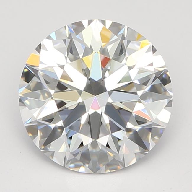 1.03 Carat D-SI1 Ideal Round Diamond