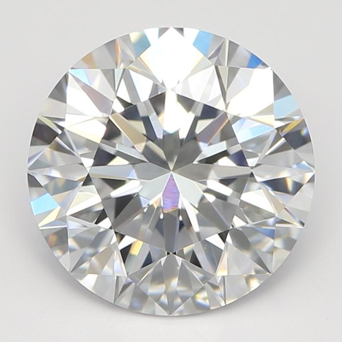1.50 Carat E-IF Very Good Round Diamond